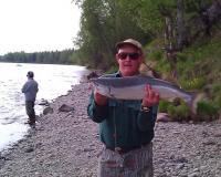 king salmon in Alaska